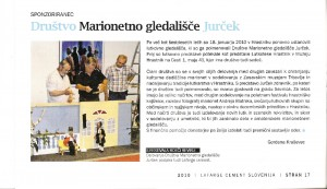 Glasilo Lafarge članek 2010